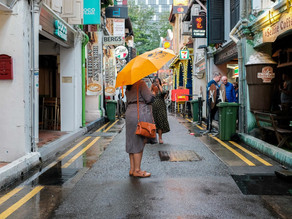 How to photograph in bad weather?