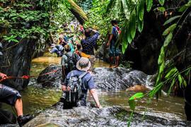 Fundraising Expedition In Borneo