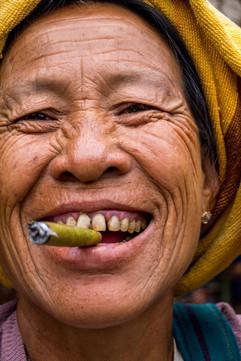 Paoh Woman, Myanmar