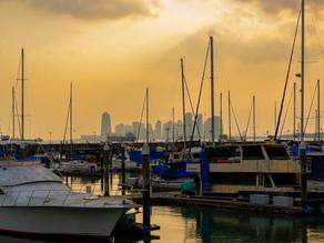Raffles Marina Photo Walk
