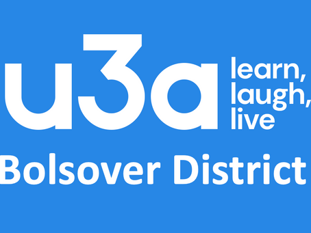 Bolsover District u3a:                   What's The Deal?