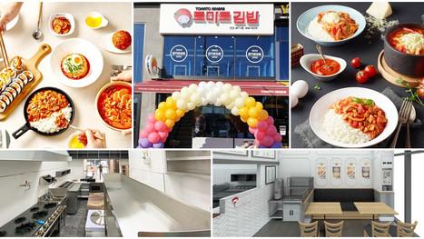 차별화된 기준에서 찾은 '토마토김밥'만의 높은 매출 실적 창업 관심도 UP!
