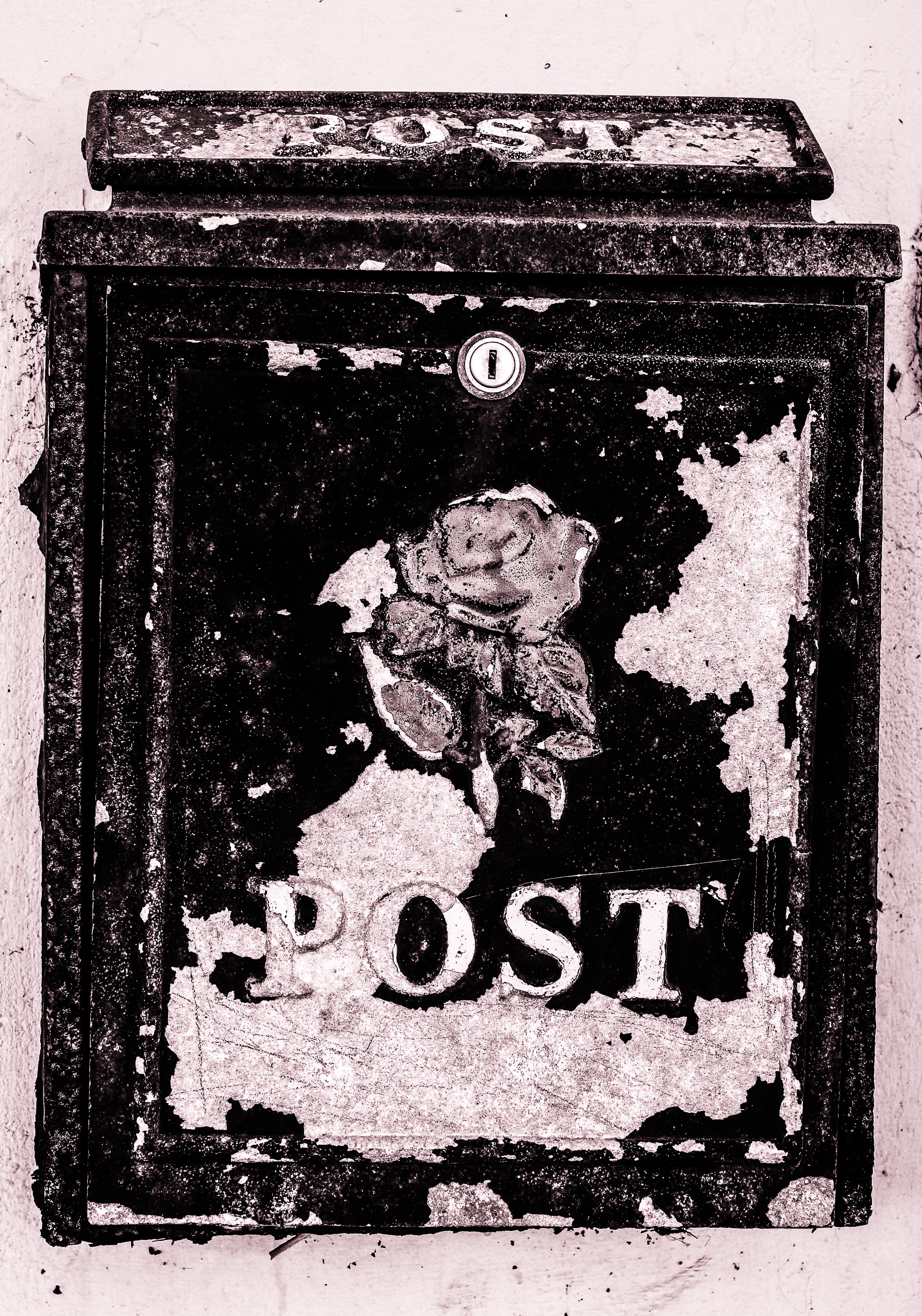 Dublin Post Box