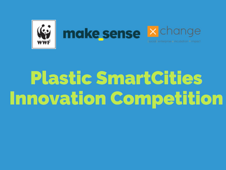 Taking Part in a Plastic Reduction Innovation Competition