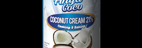 Coconut Cream (21%)