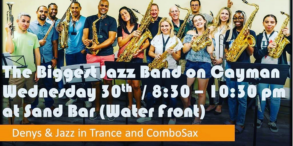 The Biggest Jazz Band on Cayman