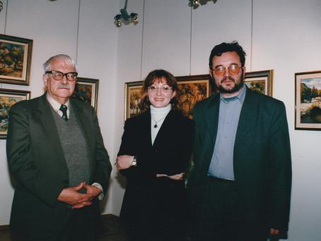 """Величко Коларски и галерия """"Артос"""""""