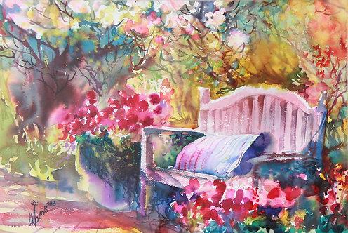 """""""Цветна градина"""""""
