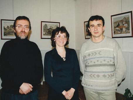 Петър Милев и Светлозар Пармаков