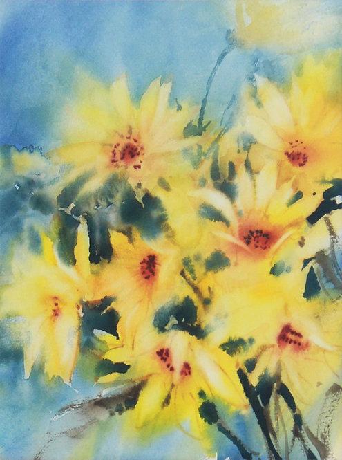 """Слънчеви цветя"""