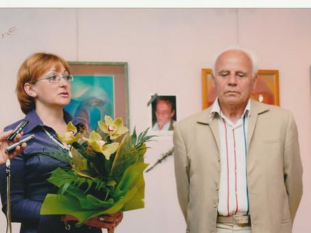 Колю Табаков и Петър Петров