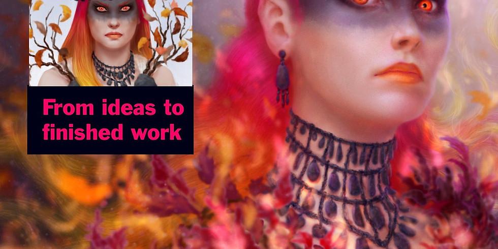 Painter 2021 FREE Webinar