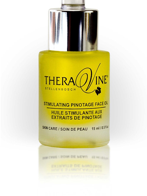 Theravine Stimulating Face Oil 15ml