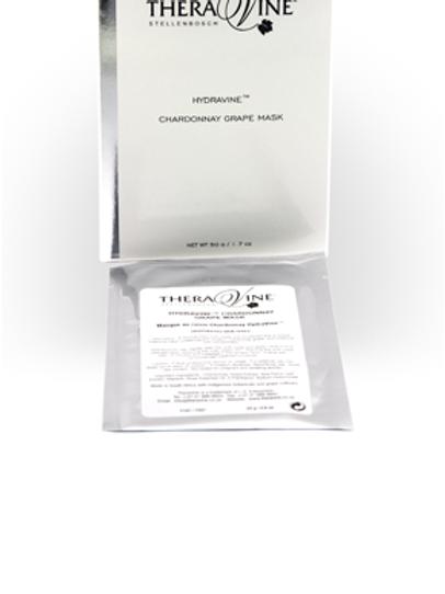 Hydravine Chardonnay Grape Mask pack of 2
