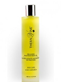 Relaxing Pinotage Body Oil 100ml