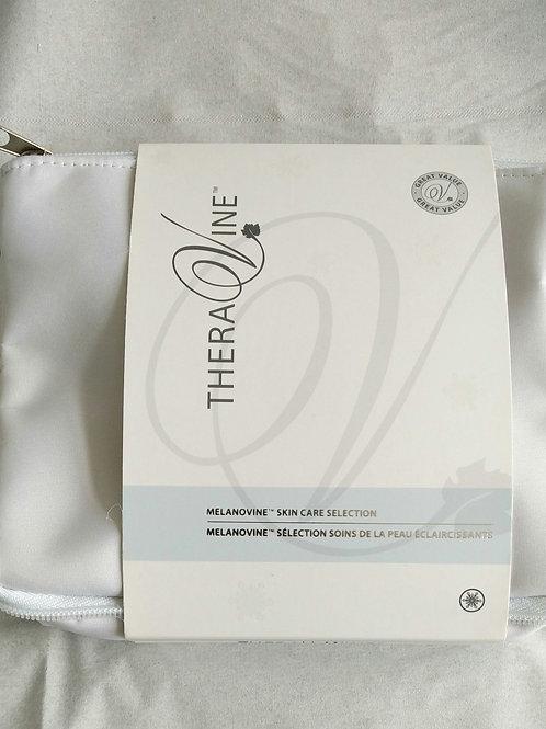 Melanovine skin care selection