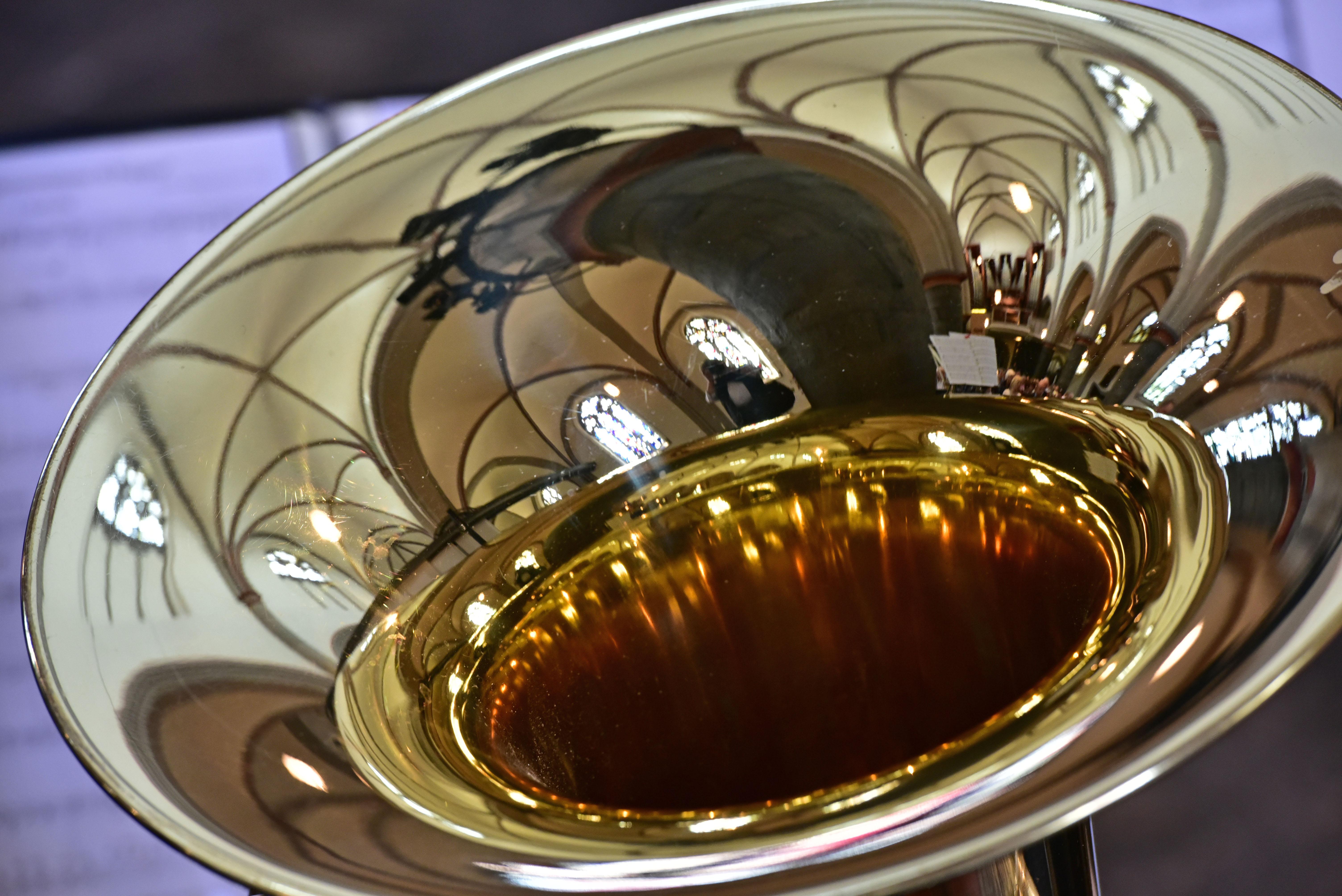 Golden Brass im tiefen Keller!