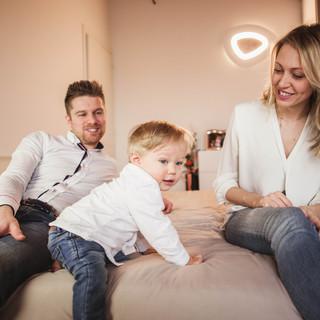 fotografa famiglia
