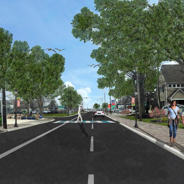 Point Pleasant Beach Route 35 North Corridor