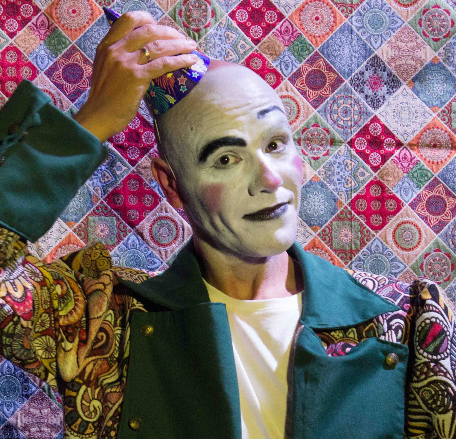Miguel Ángel Granados (Clownbaret)