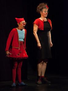 Anna de Lirium & Colette Gomette