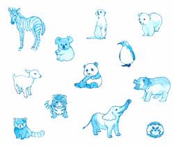 Blueink_animalbabies