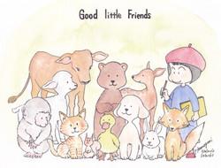 good little friends