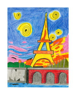 #50 Glennalyn Jhen Alavas 7th Grade Peary Middle School 10x13