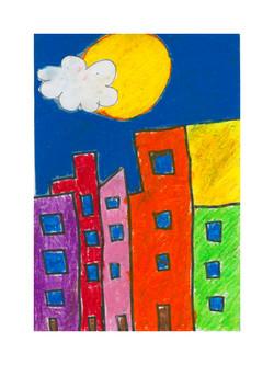 #90 Janaya Maiva 1st Grade 232nd Place Elementary 8x11