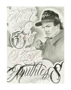 Julian Gonzalez Jr #085-11x14