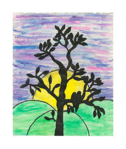 #16 Rose Mary Abad 3rd Grade Halldale Elementary 10x12