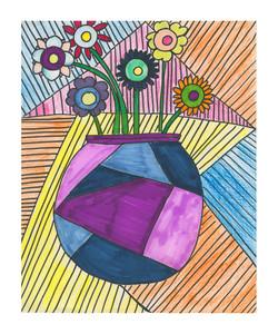 #64 Janessa Pratta 6th Grade St Philomena Elementary 13x16