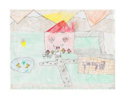 #03 Mia Alvarez 4th Grade Leland Street Elementary 10x13