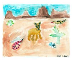 2014 Student Art #121 Aliyah Gutierrez ret.jpg