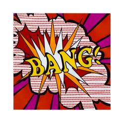 #42 Jericho Delos Santos 8th Grade Wilmington MS Steam Magnet 9x9