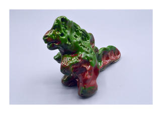 001-Aashin-Krishnan----7th-Street-Arts-Academy---Kindergarten---Stegasaurus