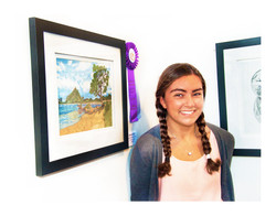 2016 Harborwide student Art Reception K-12 #186 11x14