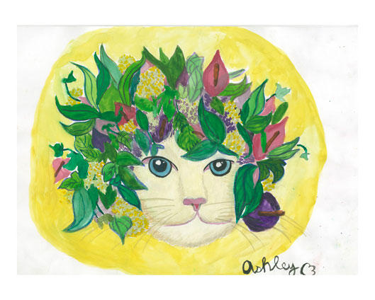 011-Ashley-Kim---Taper-Street-Elementary---4th-Grade---Queen-of-the-Cats