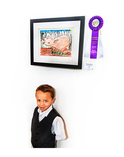 2016 Harborwide student Art Reception K-12 #141 11x14