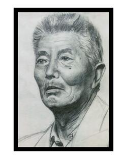Yu Wang #086-8x10