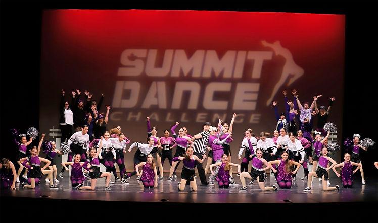 Dance Competition Summit Dance Challenge