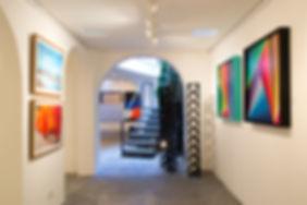 Arquitetura para galerias de arte