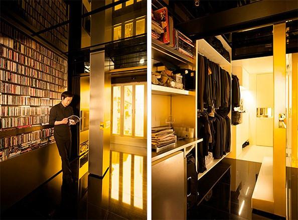 Apartamento em Xangai