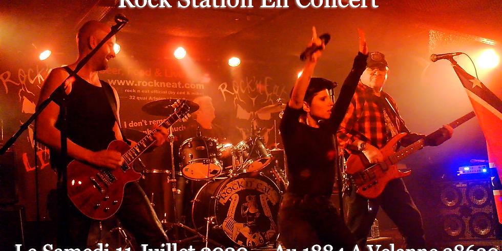 Rock Station Live in Velanne