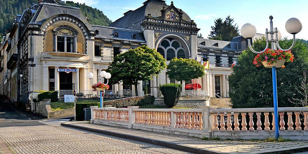 Rock Station Live in La Bourboule
