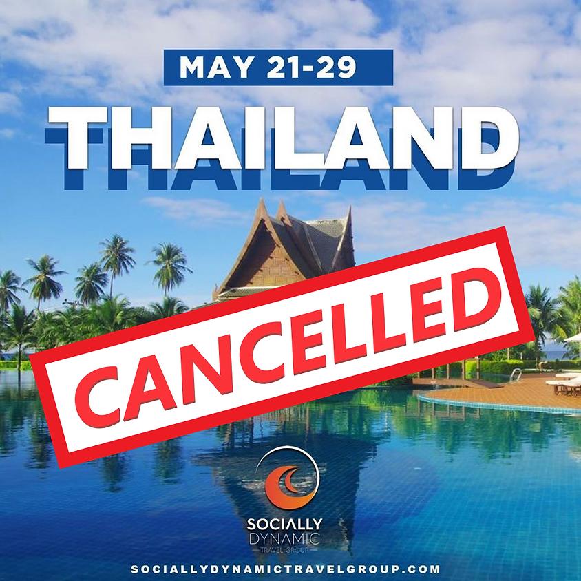 Thailand - Cancelled