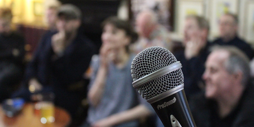 Stand-up Comedy: Level 2 with showcase gig (Jan-March 2020) (LONDON)