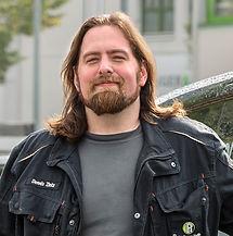 Kundendiensttechniker Dennis Zietz