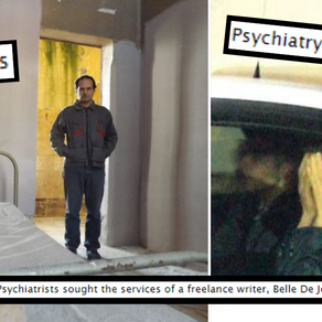 Malta's infamous 'cat killer' claims I was hired to 'promote psychiatry with fake articles'
