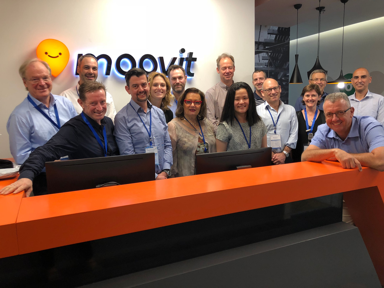 AICC (VIC) Infrastructure & Transport Technologies Mission led by Richard Bolt @ Moovit